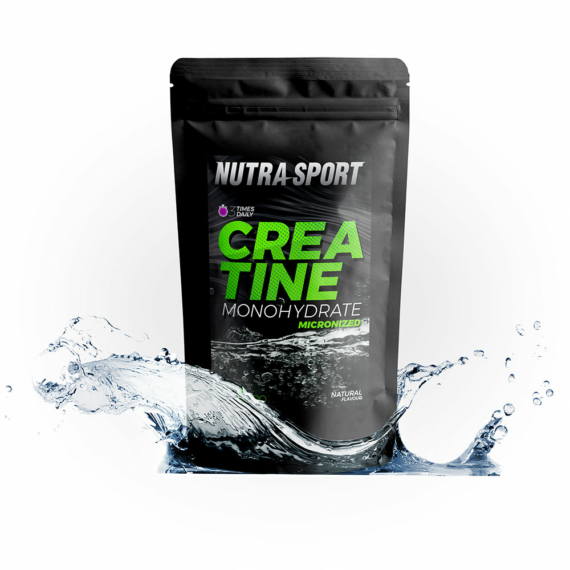 NutraSport Ceatine Monohydrate Micronized natural