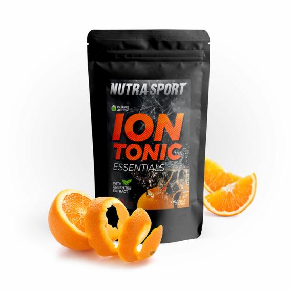 NutraSport IonTonic orange