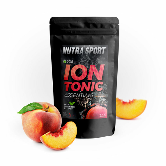 NutraSport IonTonic peach