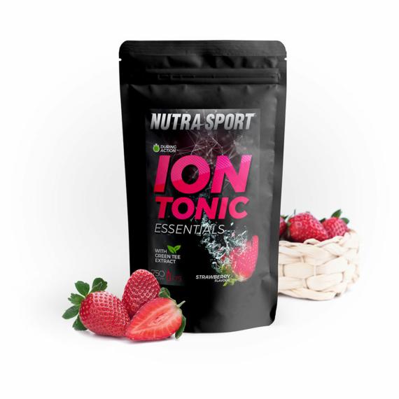 NutraSport IonTonic strawberry