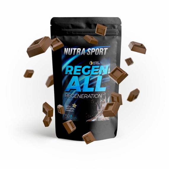 NutraSport RegenAll Regeneration chocolate