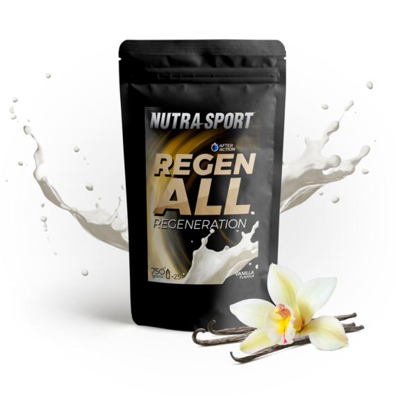 NutraSport RegenAll Regeneration vanilla