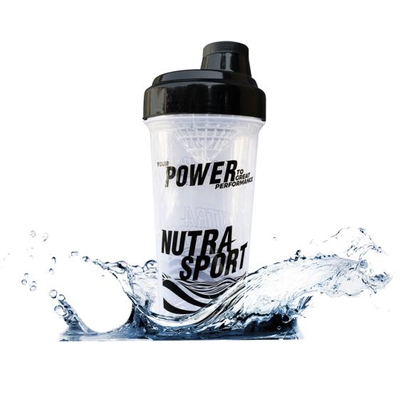 NutraSport Shaker 600 ml