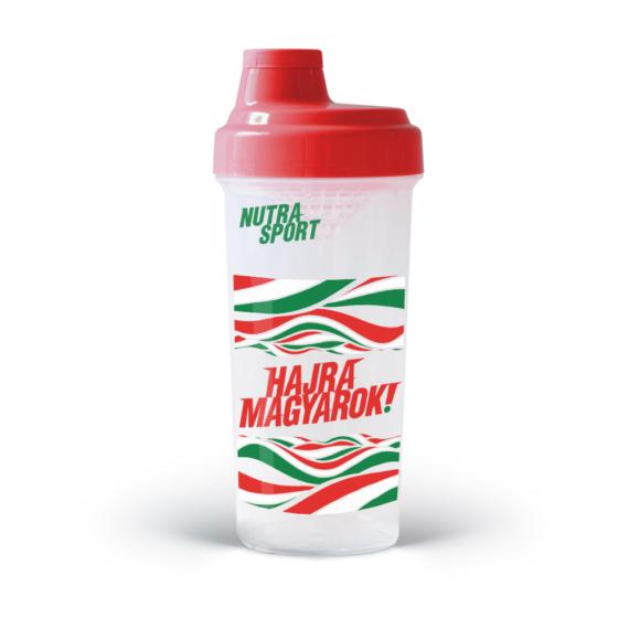 NutraSport Hajrá, magyarok! Shaker 600 ml