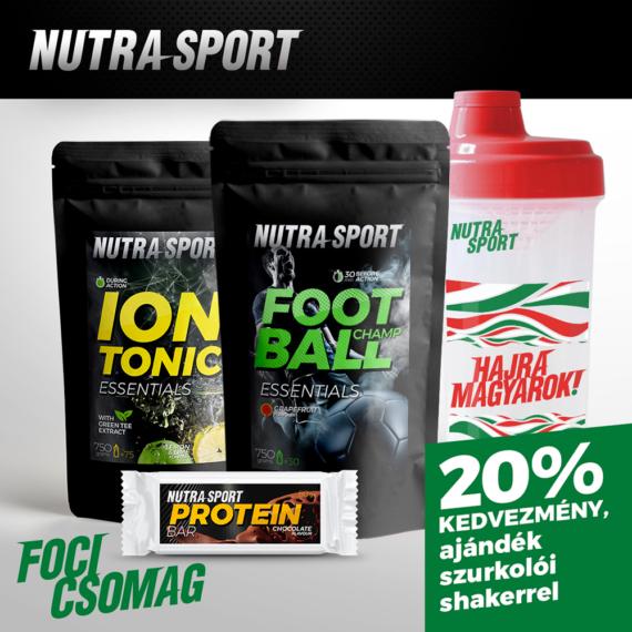 NutraSport Hajrá Magyarok! csomag